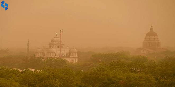 Affected by the dust storm? Here's how insurance can help!